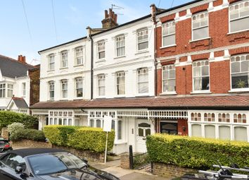 Thumbnail 1 bed flat for sale in Ennismore Avenue, Chiswick, London