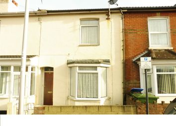 Thumbnail 3 bedroom terraced house for sale in Radcliffe Road, Southampton