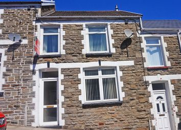 Thumbnail 3 bed terraced house for sale in Church Street, Bargoed