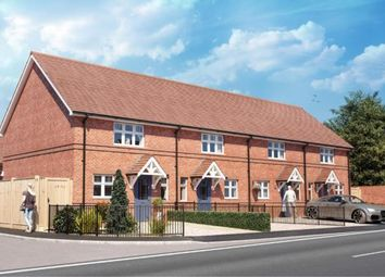 Thumbnail 3 bed end terrace house for sale in The Former Redvers Centre, Redvers Road, Chatham, Kent
