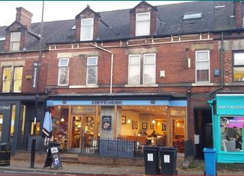 Thumbnail Retail premises for sale in 277 - 279 Ecclesall Road, Sheffield, South Yorkshire