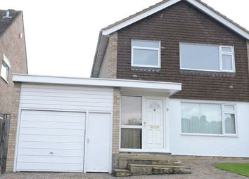 Thumbnail 3 bed detached house to rent in Radstock Lane, Earley, Reading
