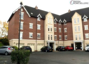 Thumbnail 2 bed flat for sale in Blakemere Drive, Northwich, Cheshire