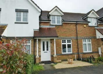 2 bed terraced house to rent in James Haney Drive, Ashford, Kent TN24