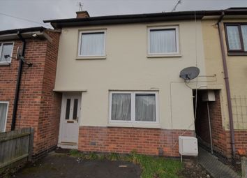 Thumbnail 3 bed terraced house to rent in Bowhill Grove, Thurnby Lodge, Leicester