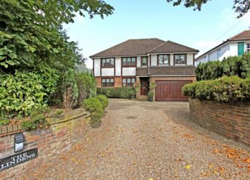 Thumbnail 5 bed detached house for sale in Marsh Lane, Mill Hill