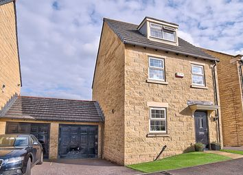Thumbnail 3 bedroom link-detached house for sale in Norfolk Avenue, Huddersfield