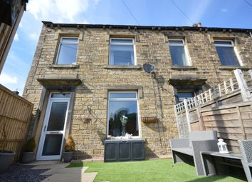 Thumbnail 2 bedroom end terrace house for sale in Hoyle House Fold, Linthwaite, Huddersfield