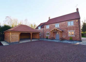 Thumbnail 4 bed detached house for sale in Southwell Road, Farnsfield, Newark