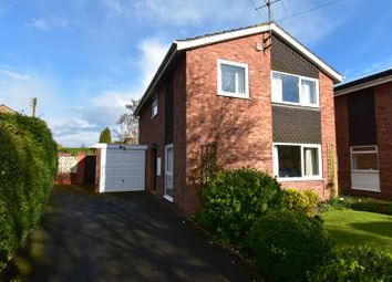 Thumbnail 4 bed link-detached house for sale in Newland Road, Droitwich