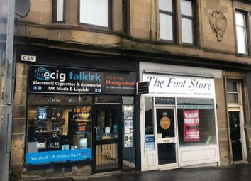 Thumbnail Commercial property to let in Grahams Road, Falkirk