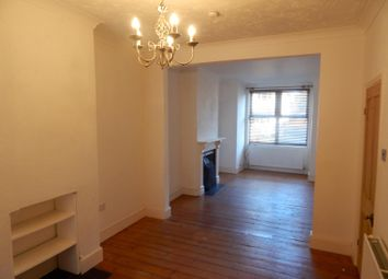Thumbnail 3 bedroom terraced house to rent in Cecil Road, Norwich
