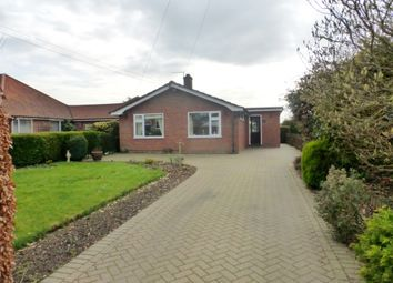 Thumbnail 2 bed detached bungalow for sale in Hargham Road, Old Buckenham, Attleborough