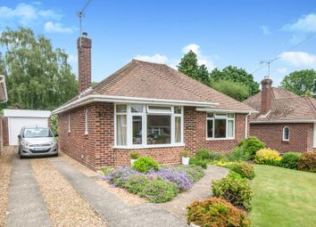 Thumbnail 2 bed detached bungalow for sale in Linden Grove, Chandlers Ford, Eastleigh