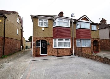 Thumbnail 3 bed property to rent in Queens Walk, South Ruislip