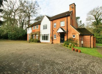 Thumbnail 4 bed detached house to rent in West Avenue, Whiteley Village, Hersham, Surrey