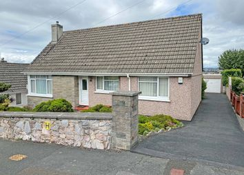 Thumbnail 3 bed detached bungalow for sale in Princess Avenue, Plymstock, Plymouth, Devon