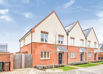 3 bed semi-detached house for sale in Tayberry Close, Elmsbrook, Bicester OX27
