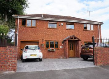 Thumbnail 5 bed detached house for sale in Woodleigh Gardens, Whitchurch