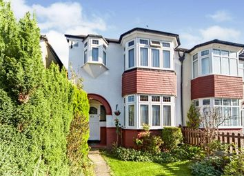 Thumbnail 4 bed semi-detached house for sale in Verdayne Avenue, Croydon