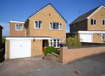 Thumbnail 4 bed detached house for sale in Sunnyfield Oval, Off Bagnall Road, Milton, Stoke-On-Trent