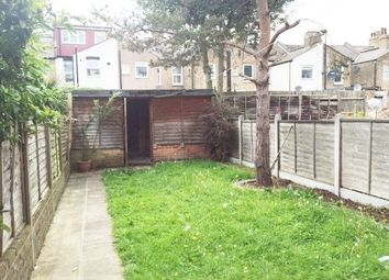Thumbnail 3 bedroom terraced house to rent in Pretoria Road North, London