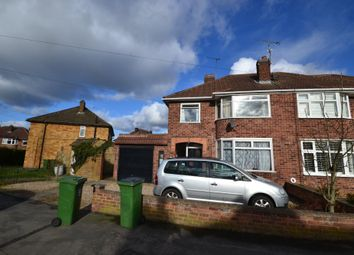 Thumbnail 3 bed semi-detached house to rent in Heybrook Avenue, Blaby, Leicester
