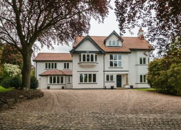 Thumbnail 6 bed detached house for sale in Oakmere, Park Drive, Hale