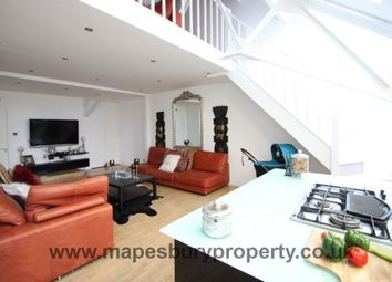 Thumbnail 2 bed duplex for sale in Chartwell Court, Brook Road, Neasden