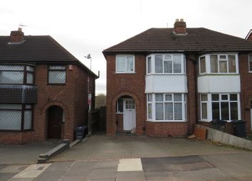 Thumbnail 3 bedroom semi-detached house for sale in Charnwood Road, Great Barr, Birmingham