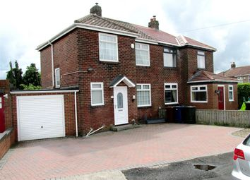 3 bed semi-detached house for sale in West Vallum, Denton Burn, Newcastle Upon Tyne NE15