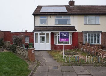 Thumbnail 3 bed end terrace house for sale in Ragpath Lane, Stockton-On-Tees