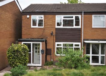 Thumbnail 3 bed end terrace house for sale in Northpark Road, Brookvale Park, Erdington