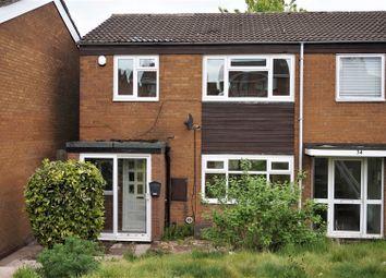 Thumbnail 3 bedroom end terrace house for sale in Northpark Road, Brookvale Park, Erdington
