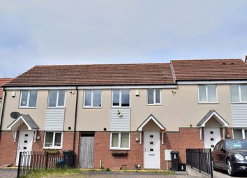 Thumbnail 3 bed semi-detached house for sale in Bradfield Way, Dudley