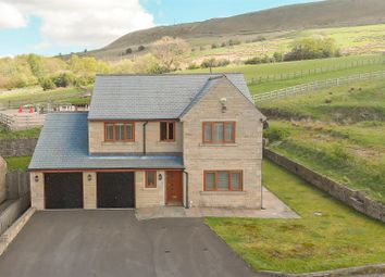Thumbnail 4 bed detached house for sale in Carr Farm Close, Rawtenstall, Rossendale