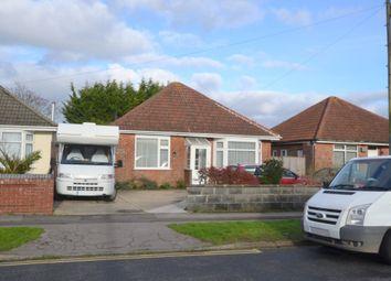 Thumbnail 2 bed detached bungalow for sale in Mossley Avenue, Wallisdown, Poole