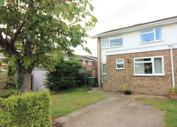 Thumbnail 5 bed end terrace house for sale in Fleet Close, West Molesey