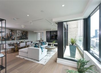 Thumbnail 3 bed flat for sale in Fann St, Barbican, City Of London