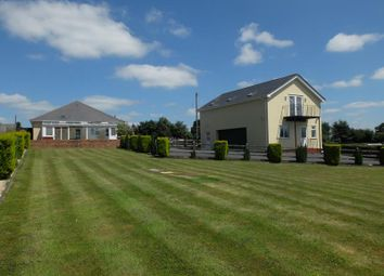 Thumbnail 4 bed bungalow for sale in Horizons, Hereford Road, Ledbury, Herefordshire