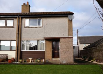 Thumbnail 2 bed end terrace house for sale in East High Street, Forfar