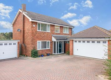 Thumbnail Detached house for sale in London Road, Newport Pagnell