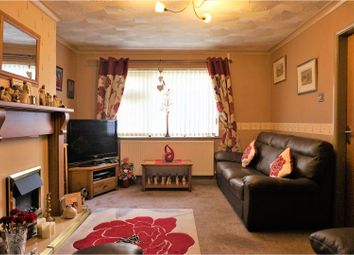 Thumbnail 3 bed terraced house for sale in Bryn Meurig, Llangefni