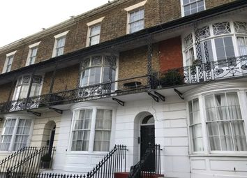 Thumbnail 1 bed flat to rent in 23 Augusta Road, Ramsgate