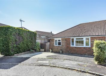 Thumbnail 2 bed semi-detached bungalow for sale in Coombe Close, Herstmonceux, Hailsham