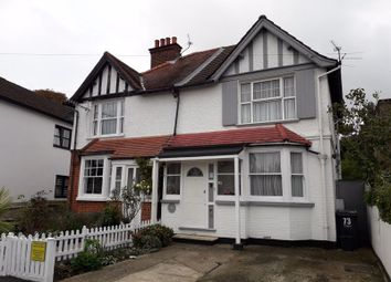 Thumbnail 3 bed semi-detached house for sale in College Road, Harrow Weald, Harrow