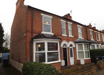 Thumbnail 2 bed end terrace house for sale in Byron Road, West Bridgford, Nottingham, Nottinghamshire