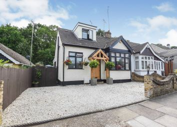 Thumbnail 3 bed semi-detached bungalow for sale in Hillview Avenue, Hornchurch