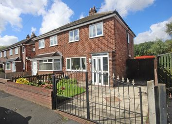 Thumbnail 3 bed semi-detached house for sale in Delery Drive, Padgate, Warrington