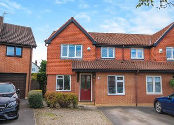 Blair Park, Knaresborough HG5. 4 bed semi-detached house for sale